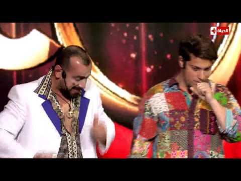 سكتش محمد غوعاني وعلي منصور في برنامج نجم الكوميديا HD