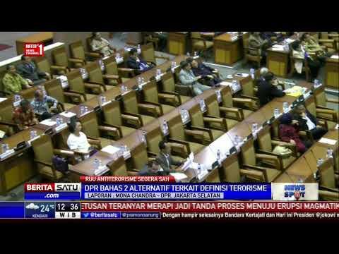 DPR dan TNI Bahas Sejumlah Masalah dalam UU