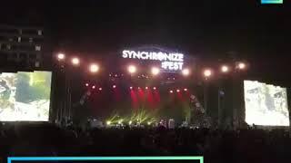 NDX AKA - Kelingan Mantan @Synchronize Festival 2019