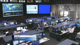 Space Station Live: Veteran Astronaut Talks Crew Orientation