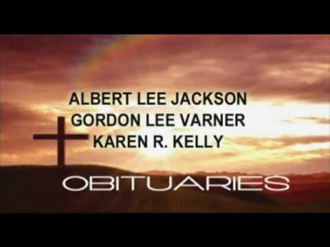 Obituaries For Oct 16th Brought To You By Radney Smith Funeral Home