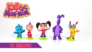 Kate And Mim Mim Toys | Unboxing Kate & Mim-mom | Disney Junior Show Octoyber | Boomer Toy And More