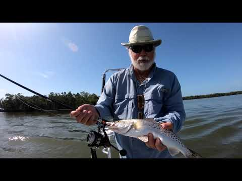 Capt John Hand Everglades Fishing Guide