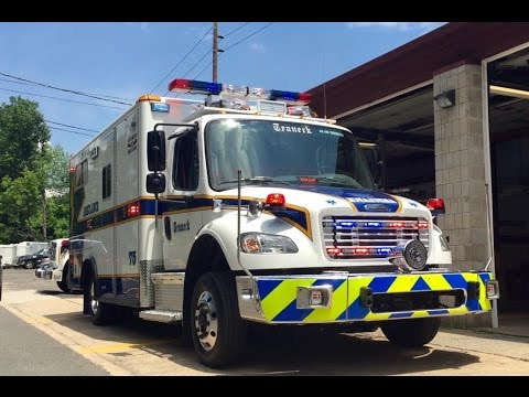 Bells And Whistles: A Look Inside Teaneck's New Ambulance