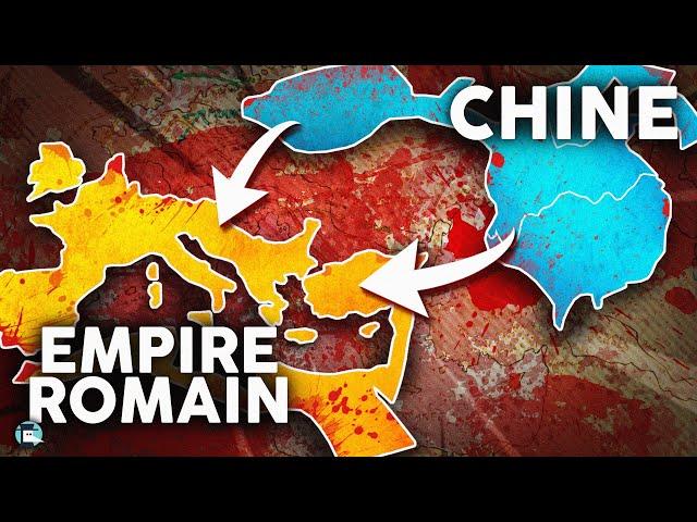 L'Empire chinois a t-il rencontré l'Empire romain ? - Les routes de la Soie