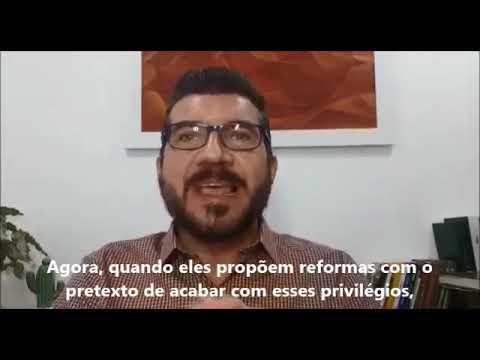 Kemp critica Reforma Administrativa de Bolsonaro