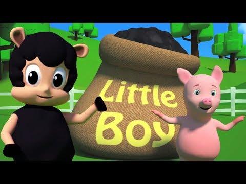 Baa Baa Schwarze Schafe  Vorschul Reim  Schaf Lied  Children   Baa Baa Black Sheep