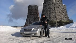 Тест - Обзор Mercedes-Benz C-class w203 C200 Kompressor
