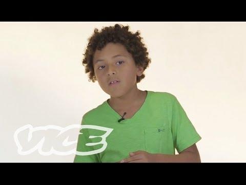 Kids Telling Dirty Jokes: Talin