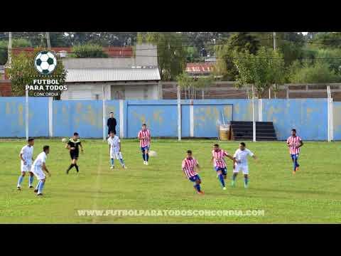 El gol de Alberdi 1 2 Libertad (Resultado Final)
