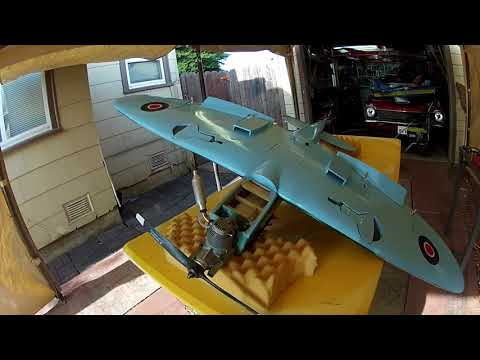 Aeromodelismo California - Parte 2/4 - Comprei por $80 Dollares