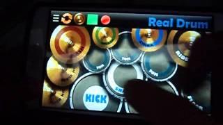 Treasure - Bruno Mars (Real Drum Cover)