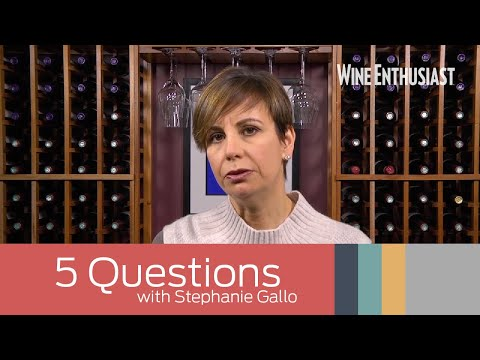 5 Questions With Stephanie Gallo