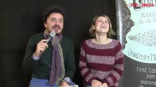 Intervista a Pier Federico Tedeschini -  Scrittore