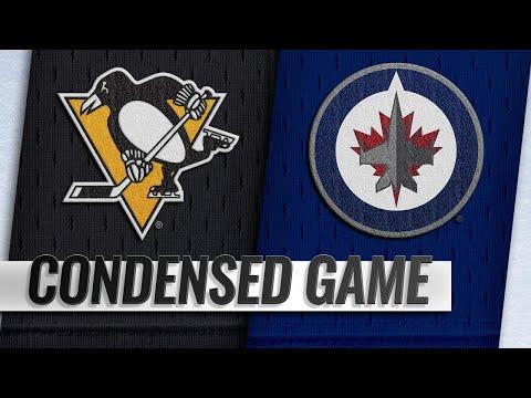11/27/18 Condensed Game: Penguins @ Jets