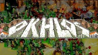 Okhlos - Ancient Greek Riot Simulator