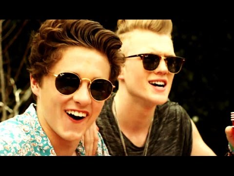 The Vamps & Demi Lovato Behind The Scenes Music Video