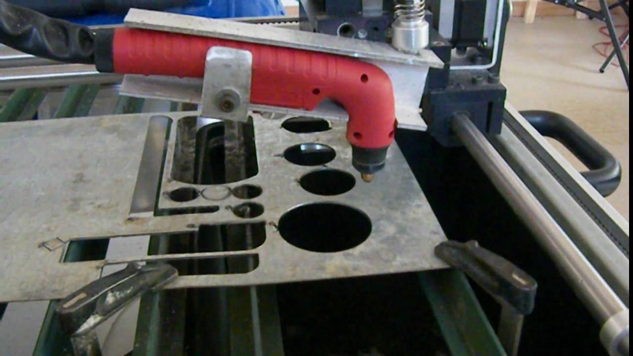 Cn Decoupe Plasma Home Made Par Damchab Hd Cut50l Low