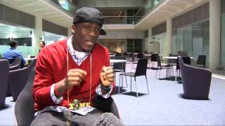 Iyaz reaches number one on the UK charts