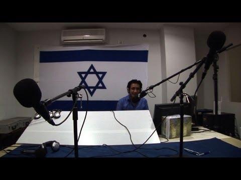 """Aquí Tel-Aviv"": radio para iraníes"