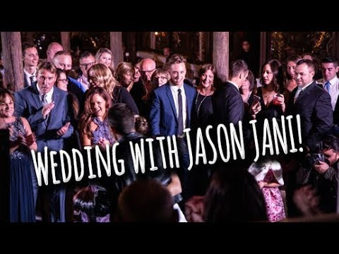 DJ GIG LOG - I did a wedding with Jason Jani! | DJ Vlog
