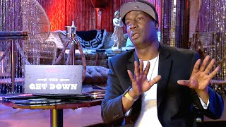 Grandmaster Flash - wywiad o serialu The Get Down""