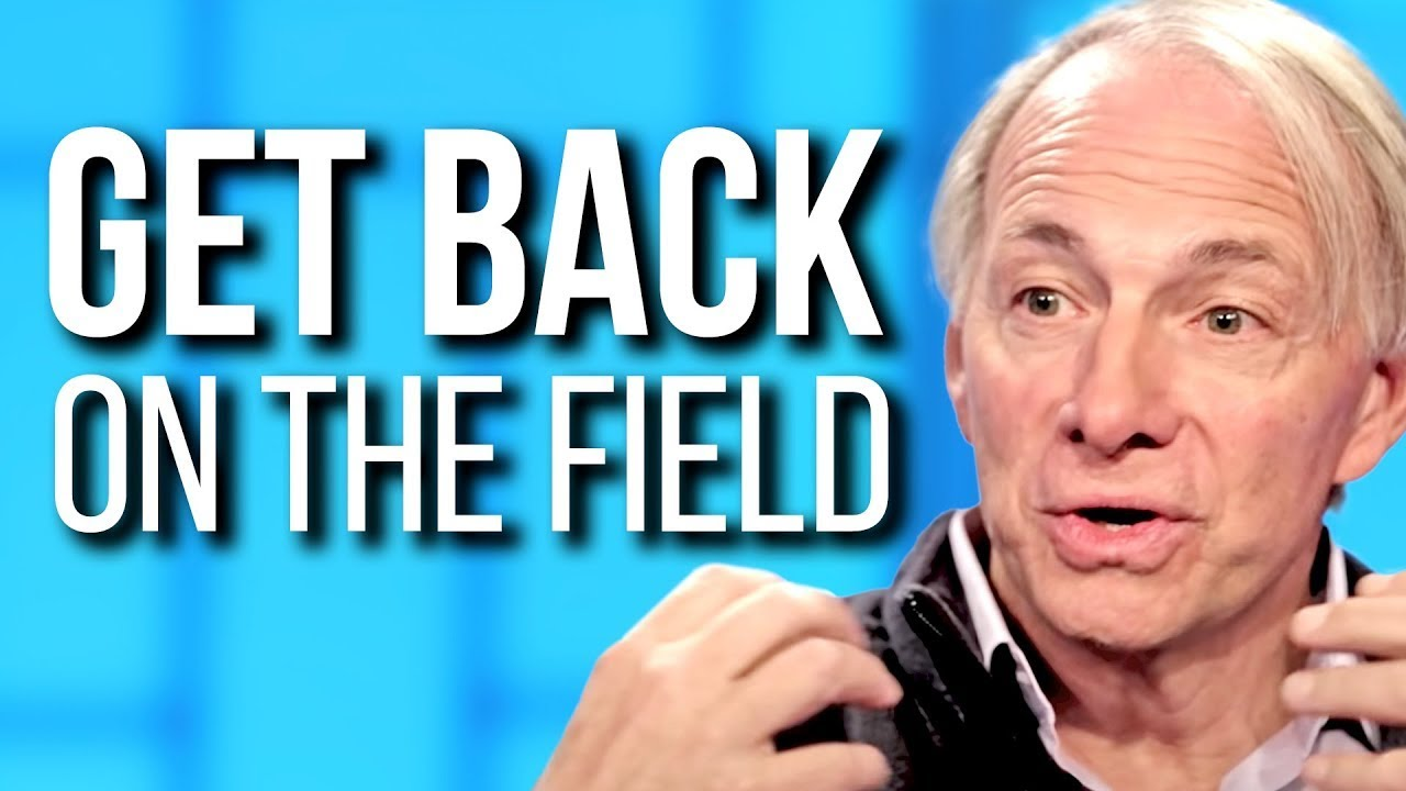 Billionaire Ray Dalio Explains What to Do If Your Life Has Crashed | Impact Theory