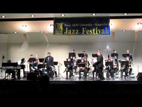 McAllen Memorial High School Jazz Band 2013