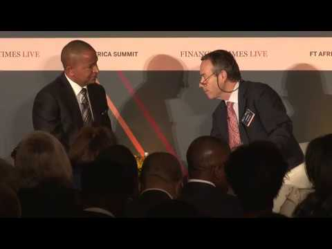 FT Africa Summit 2017 organised by FT Live