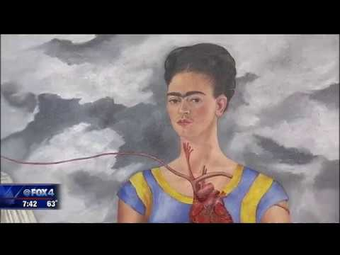 Mexican modern art exhibit comes to DMA