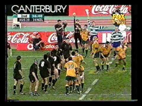 2000 Bledisloe - Australia V New Zealand (SYD)
