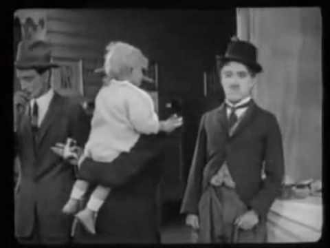 Charlie Chaplin the entertainer