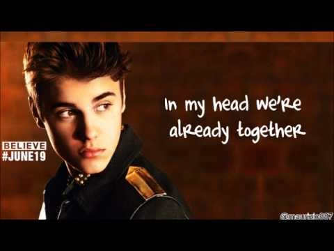 justin bieber catching feelings lyrics