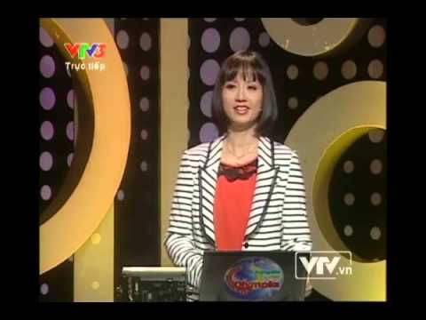 Đường lên đỉnh Olympia phát sóng ngày 23/12/2012 trên kênh VTV3