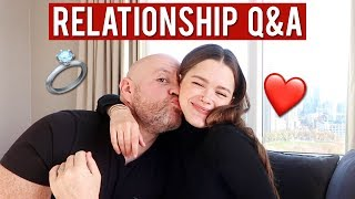 RELATIONSHIP Q&A | Jealousy, Staying Passionate, Arguing