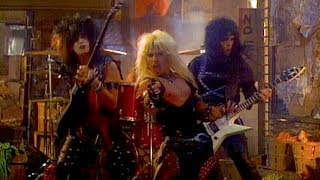 Mötley Crüe - Too Young To Fall In Love (Official Music Video) YouTube Videos