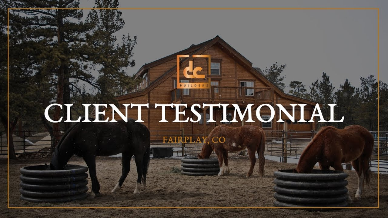Apartment Barn in Fairplay, CO - Client Testimonial | DC Building