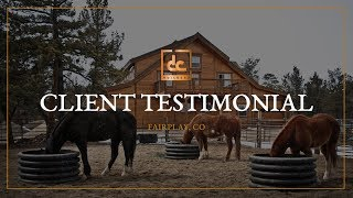 Apartment Barn In Fairplay, Co - Client Testimonial | Dc Building