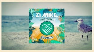 Zi MIKE  feat Drew & Sophia - Promise (Lyric Video) Video