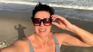 🔴 жОних прилипчивый 😫 зимой на пляже Флорида АМЕРИКА США 19.01.2020