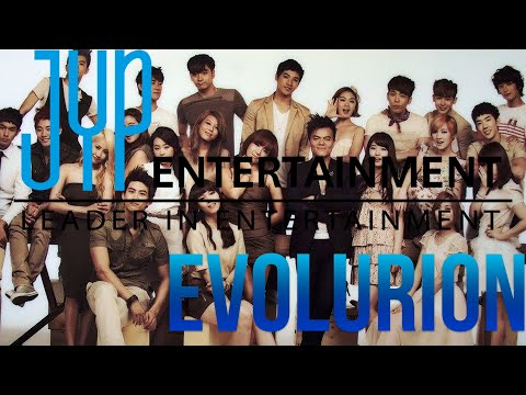 JYP ENTERTAINMENT EVOLUTION | JYP NATION  (2002-2019)
