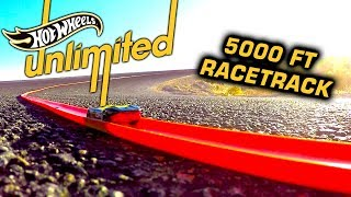 Biggest Hot Wheels Track Ever Made?   Hot Wheels Unlimited   Hot Wheels