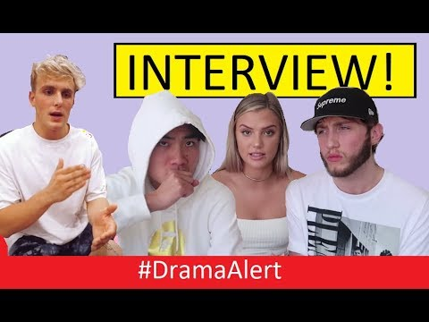 RiceGum, FaZe Banks & Alissa Violet INTERVIEW! #DramaAlert Jake Paul FINISHED? (Security Footage)
