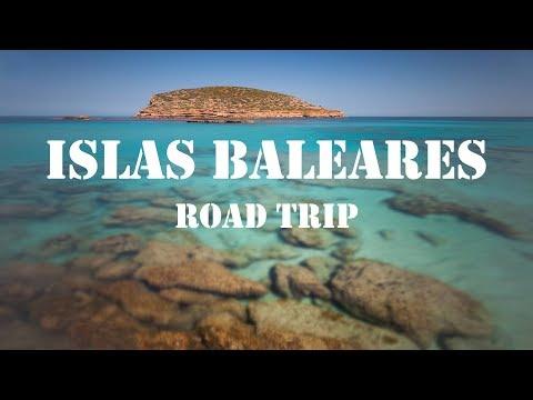 Islas Baleares Road Trip