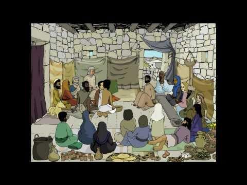 Animierte Bibel-Geschichte: Ostern und Pfingsten von Kinderbibel: Jesus ist auferstanden