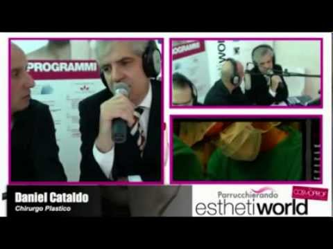 Dr. Daniel Cataldo - Conferenza esthetiWorld - 26 OTT 2013