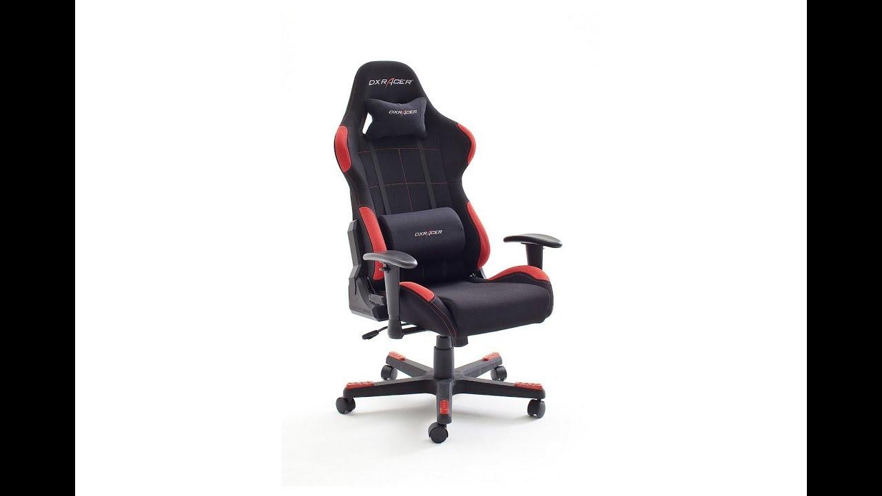 Silla de escritorio de oficina y juegos dx racer robas for Asientos de oficina