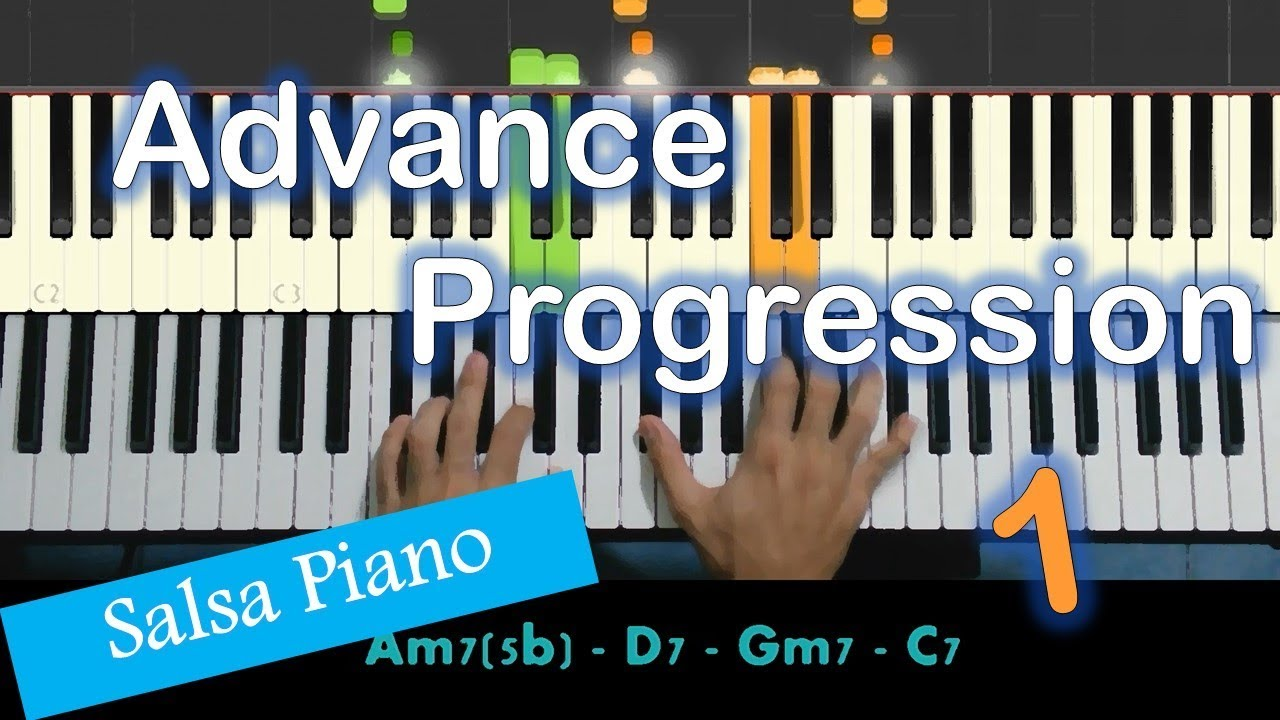 Incredible piano salsa chord advance progression part 1 incredible piano salsa chord advance progression part 1 moromusicpiano hexwebz Choice Image
