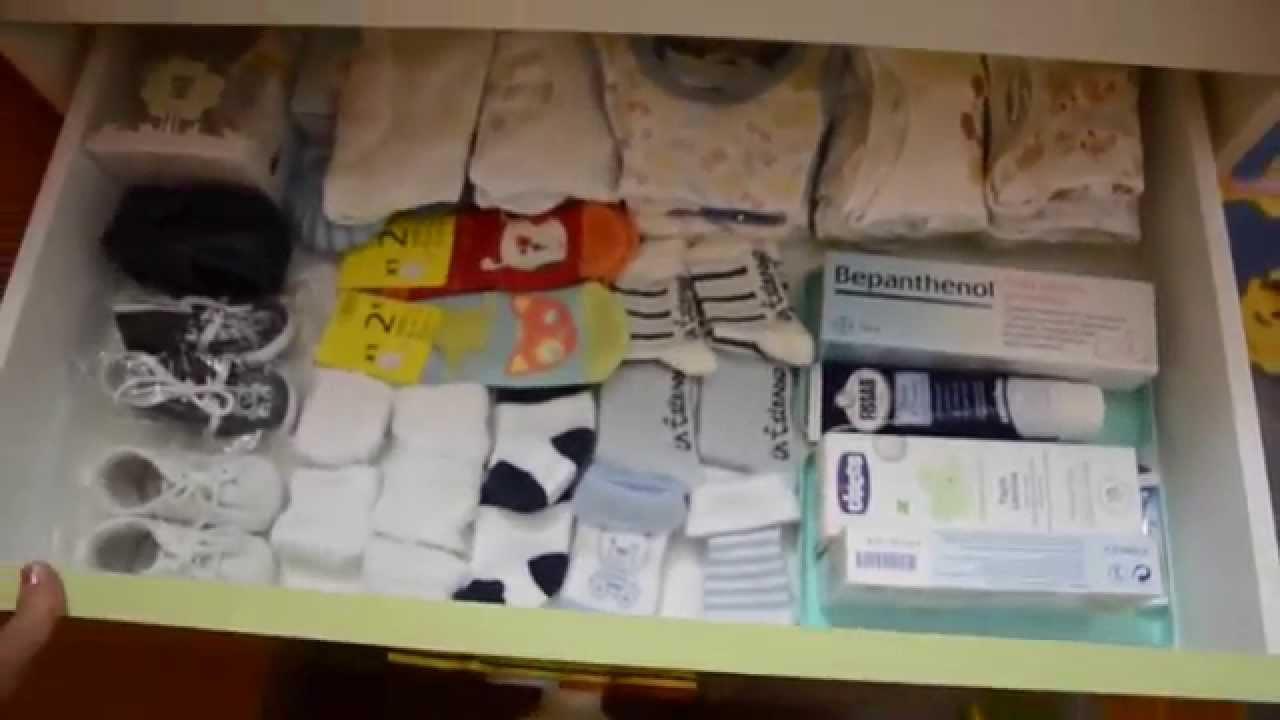 Organizzazione del fasciatoio youtube - Mobile fasciatoio ikea ...