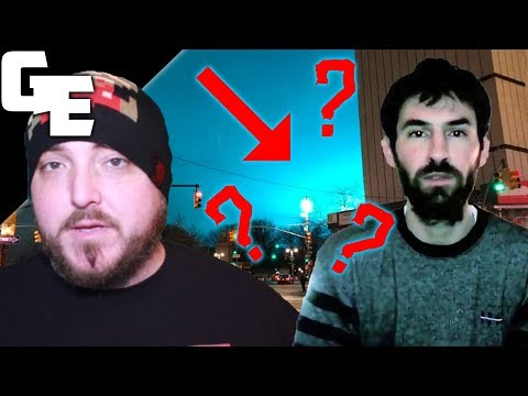 Conspiracy Theorist Reacts to New York Blue Sky || Conspiracy Debunked